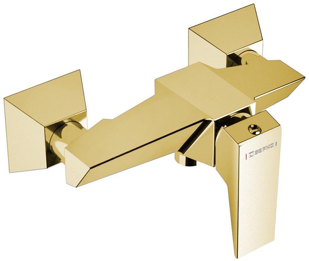 SAPHO MORADA nástěnná sprchová baterie, zlato