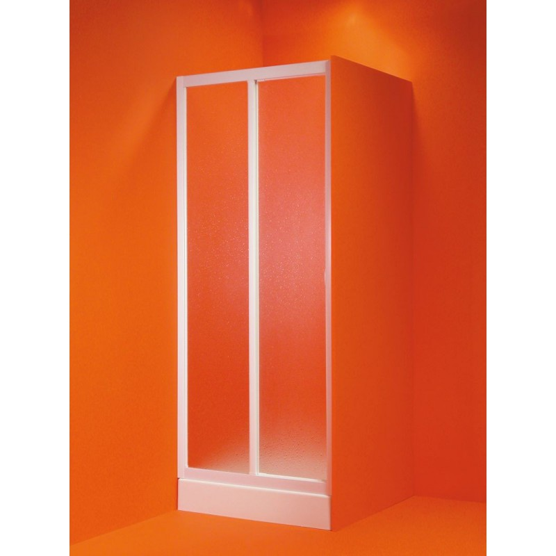 Olsen Spa Sprchové dveře PORTA 140–130 × 185 cm (OLBMAE14EX)