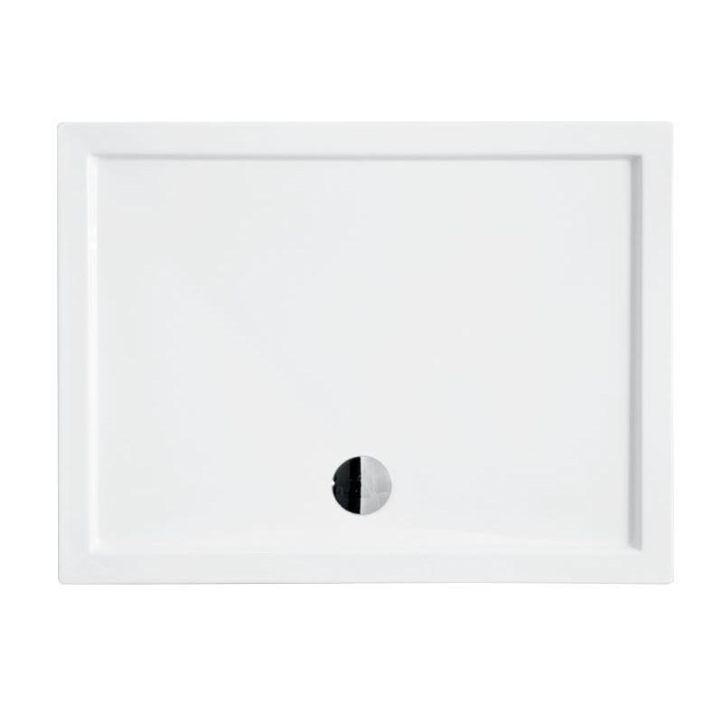 OLSEN-SPA Obdélníková sprchová vanička Alpina 1200 × 900 × 55 mm (OLBVANACALP129)