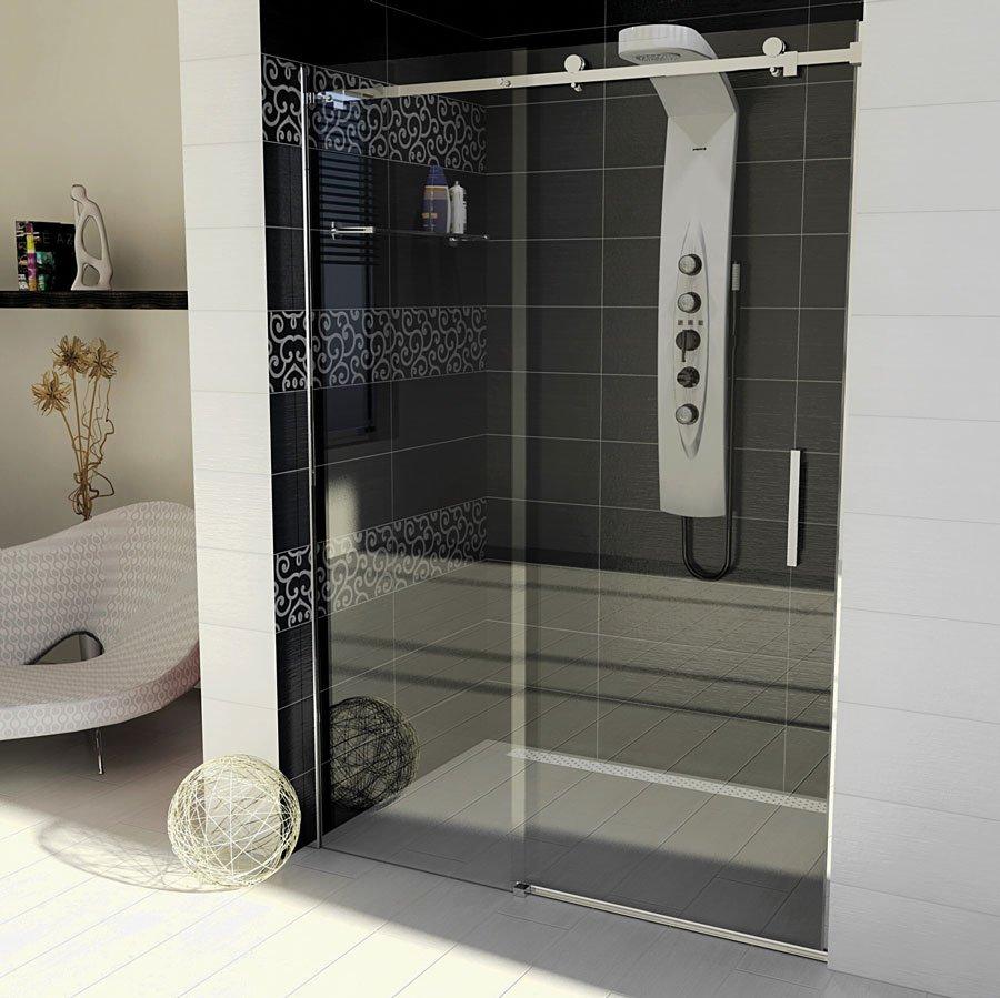 GELCO DRAGON sprchové dveře 1200mm, čiré sklo (4612)