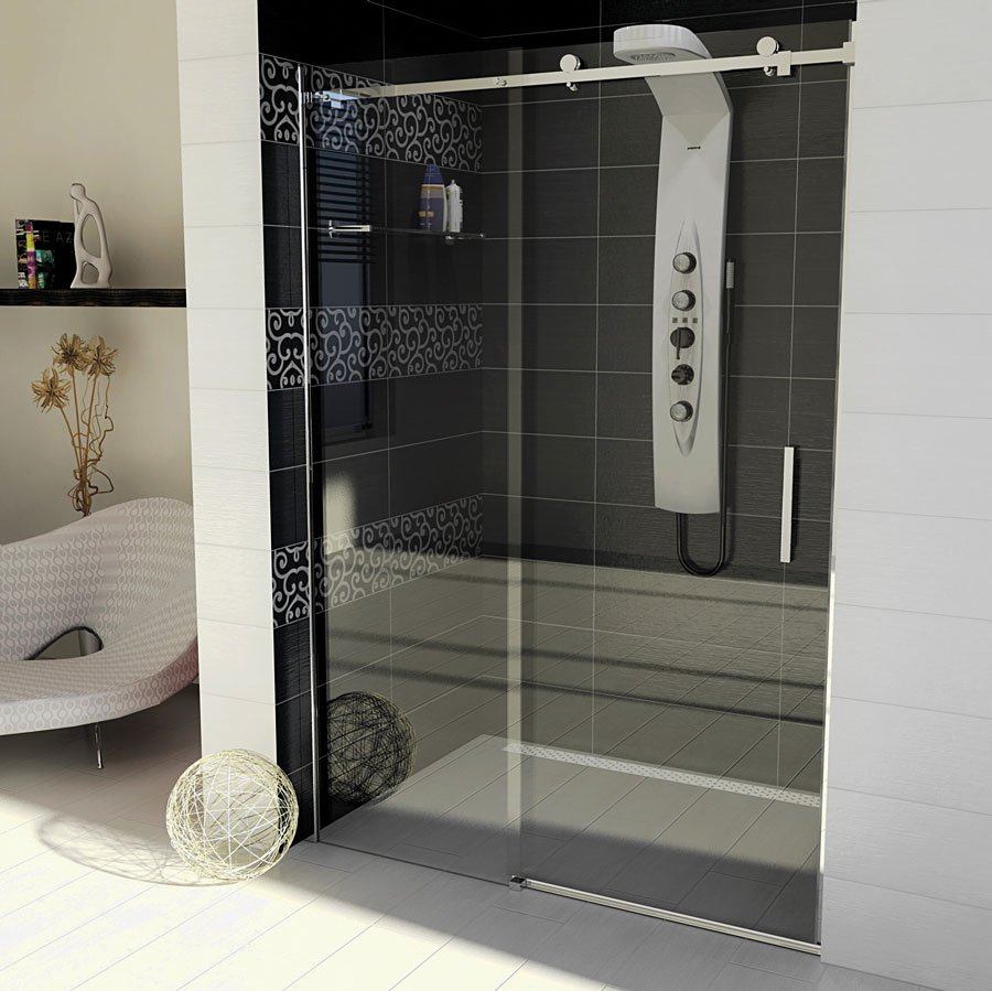 GELCO DRAGON sprchové dveře 1100mm, čiré sklo (GD4611)