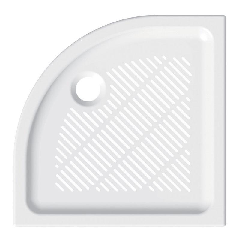 Mereo Keramická vanička R550, 90 x 90 x 6,5 cm (CV04X)