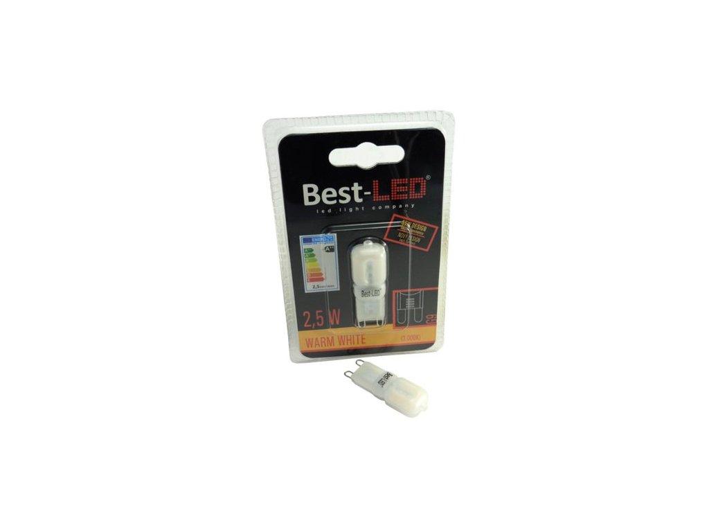 BL G9 2W 3 LED
