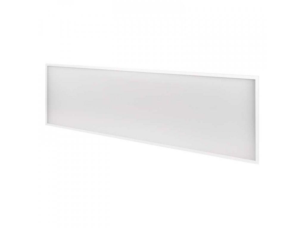 LED panel 30x120, obdélníkový vestavný bílý, 40W neutr. b