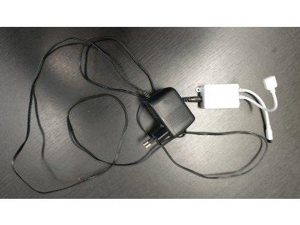 Napájení a přijímač ovladače 12V LED pásku