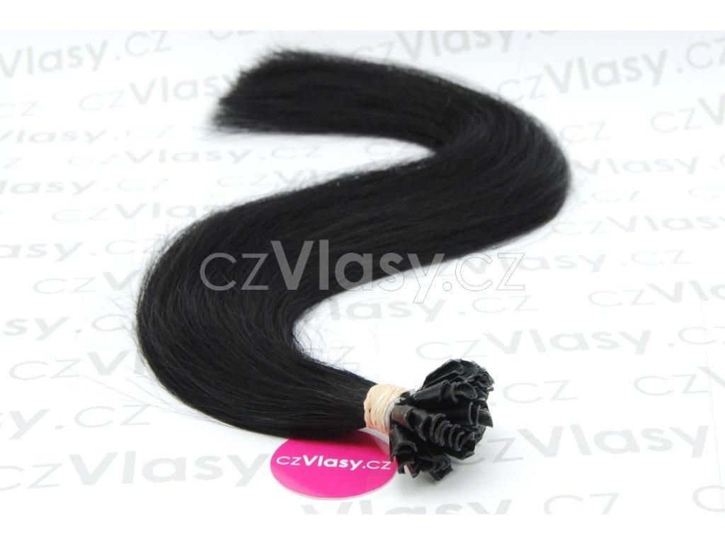 Indické vlasy na metodu keratin odstín 1 - czVlasy.cz 8b05995770