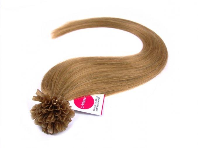 Asijské vlasy na metodu keratin odstín 18