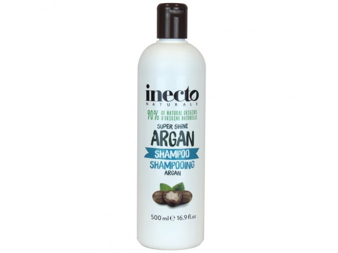 inecto naturals super shine argan shampoo 500ml.1517146979