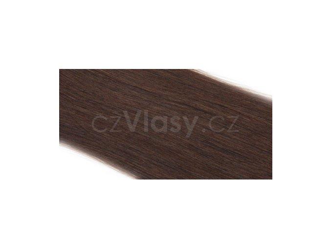 Asijské vlasy na metodu TAPEX odstín 2