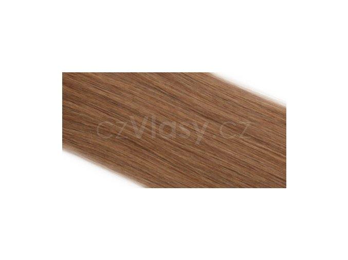 Asijské vlasy na metodu TAPEX odstín 12