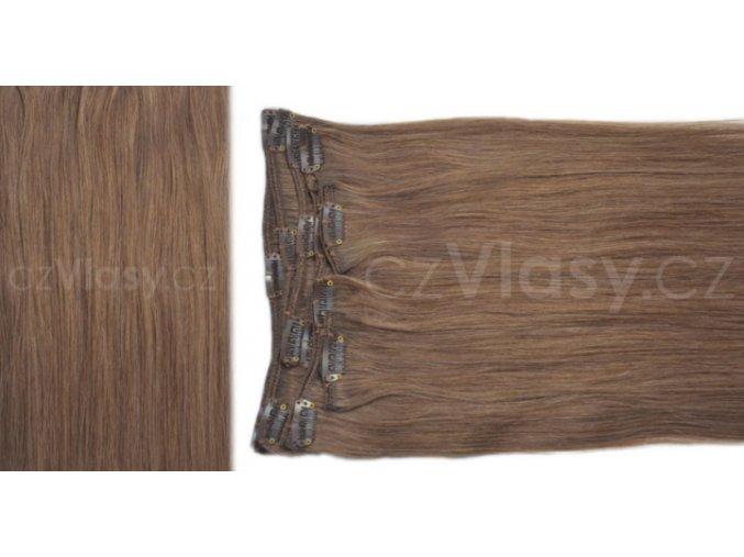 Clip in vlasy odstín 7