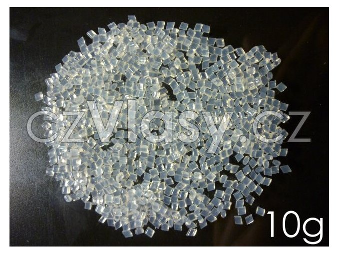 Italský keratin EXTRA - granulky - 10 g