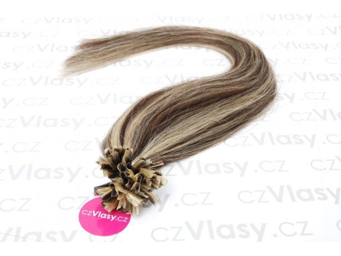 Asijské vlasy na metodu keratin melír 2/613