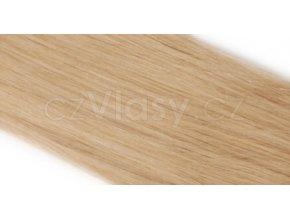 Asijské vlasy na metodu TAPEX odstín 24