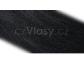 Pás vlasů bez sponek odstín 1