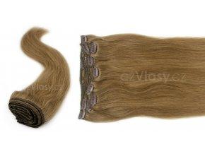Clip in vlasy odstín 12
