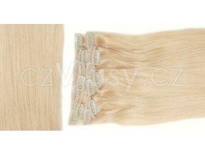Clip in vlasy odstín 613