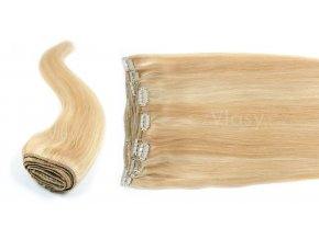 Clip in vlasy odstín 27/613
