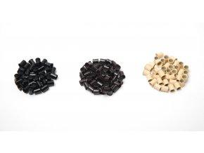 Kroužky micro ring 4 mm - 100 ks