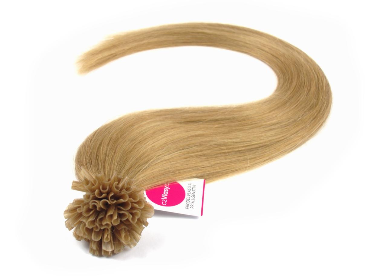Asijské vlasy na metodu keratin odstín 16 Délka  46 cm 72d1ecb257