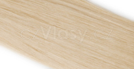 Asijské vlasy na metodu TAPEX odstín 613 Délka  40 cm 96a8c24cba
