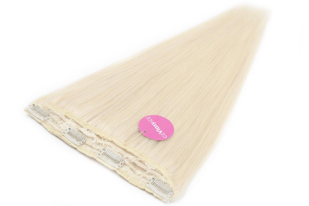 Zhušťující clip in pás odstín 613 Délka pásu: 40 cm, Hmotnost: 50-55 gramů