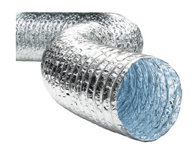 Vzduchotechnické potrubí ALUFLEX HYGIENIC