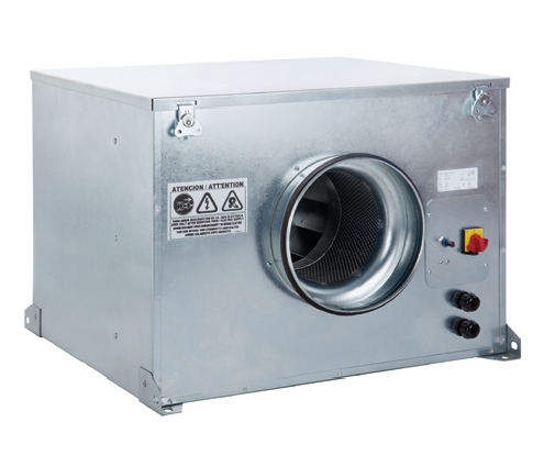 Ventilátory CAB