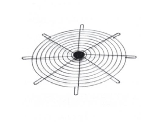 Ochranné mřížky DEF-A, -AN pro axiální ventilátory