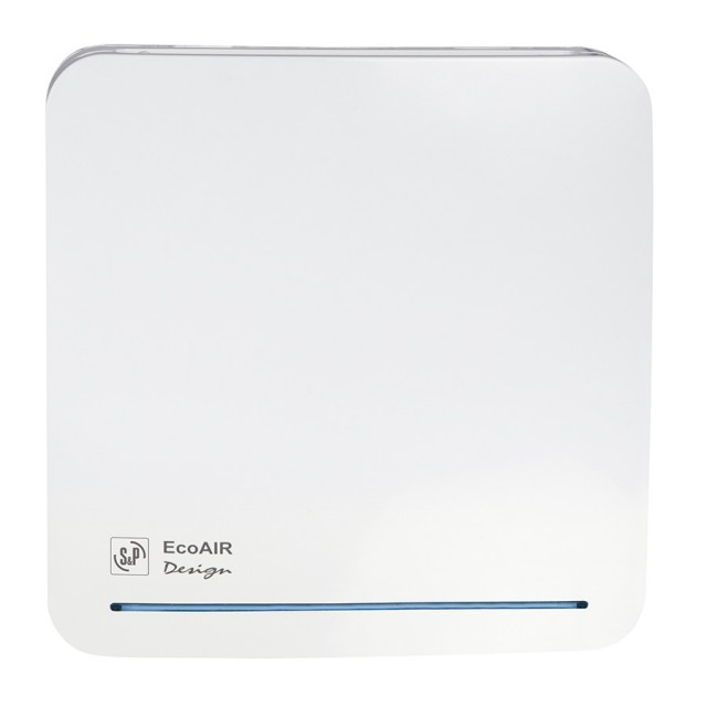Ventilátory ECOAIR Ecowatt
