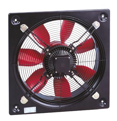 Nevýbušné ventilátory HCBT Ex