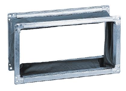 Pružné spojky IAE pro kanálové ventilátory