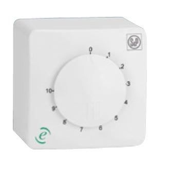 Elektronické regulátory otáček ventilátorů