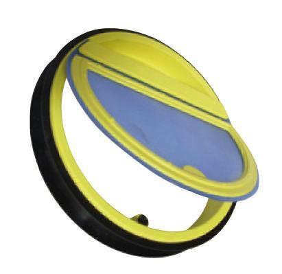 Těsné vzduchotechnické klapky RSKW