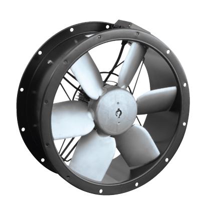 Nevýbušné ventilátory TCBT Ex