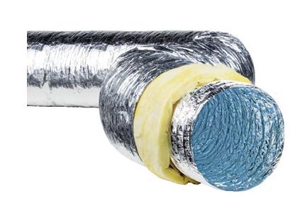 Vzduchotechnické potrubí TERMOFLEX HYGIENIC