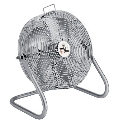 Mobilní axiální ventilátory TURBO