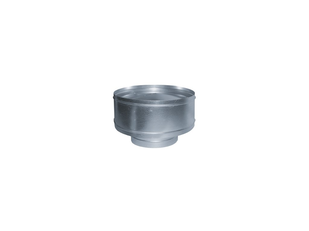 VHO 100 - střešní ventilační hlavice