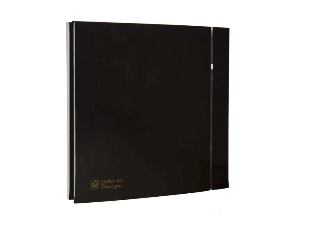 ventilatory Silent Design 100 black