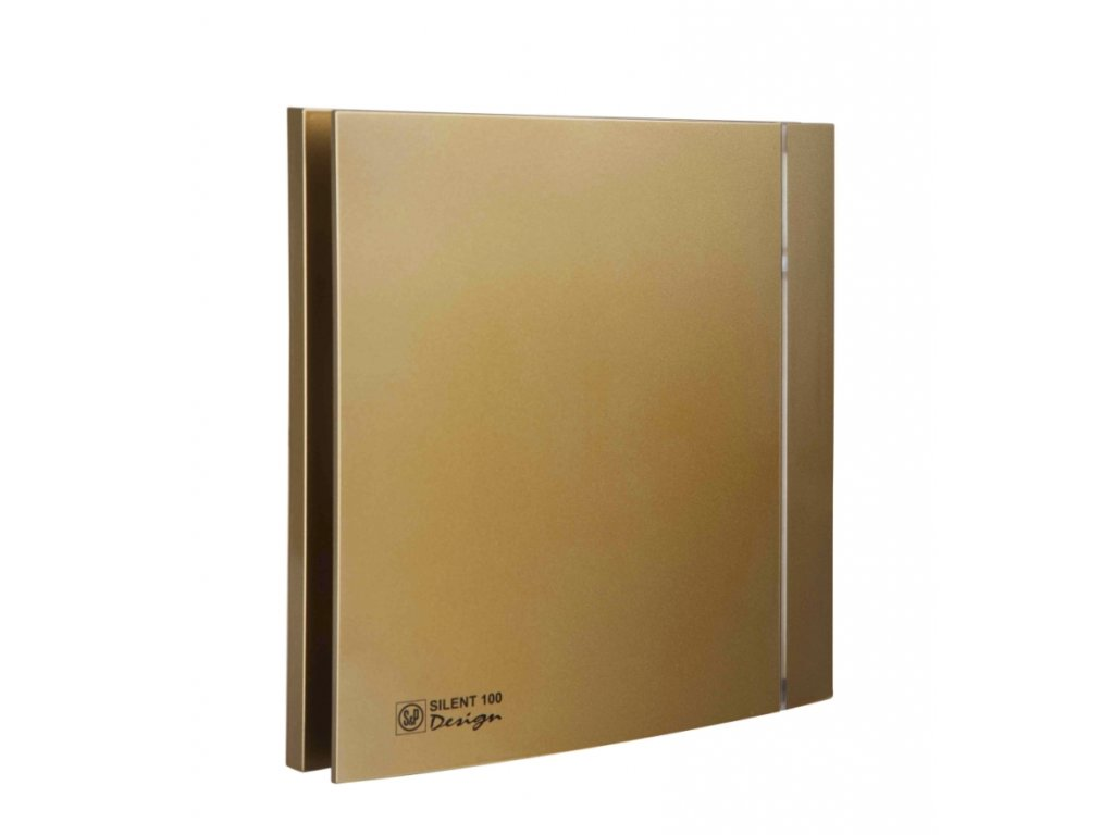 ventilatory Silent Design 100 gold