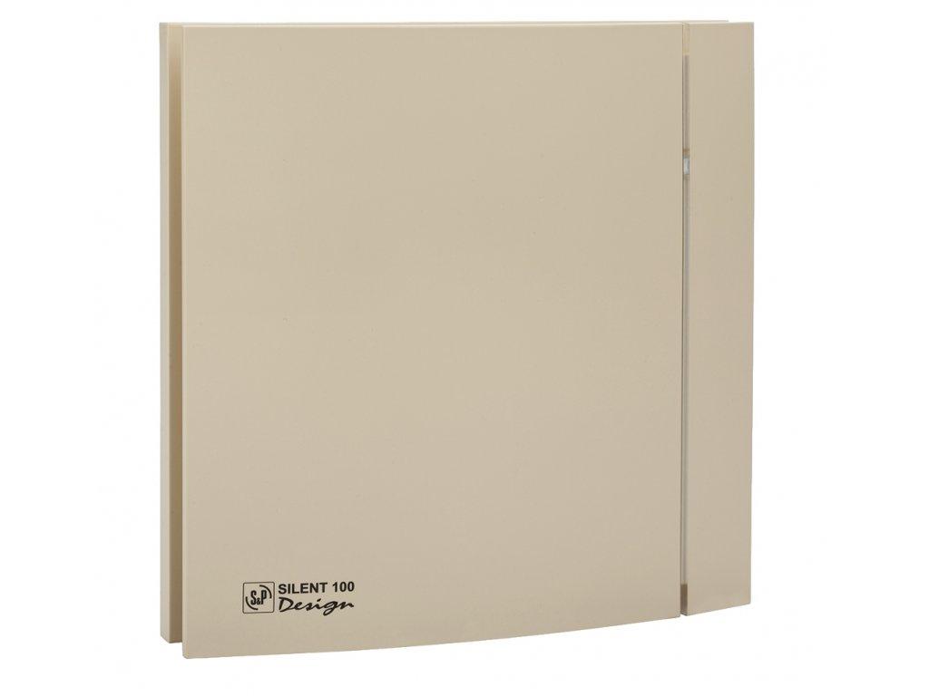 ventilatory Silent Design 100 ivory