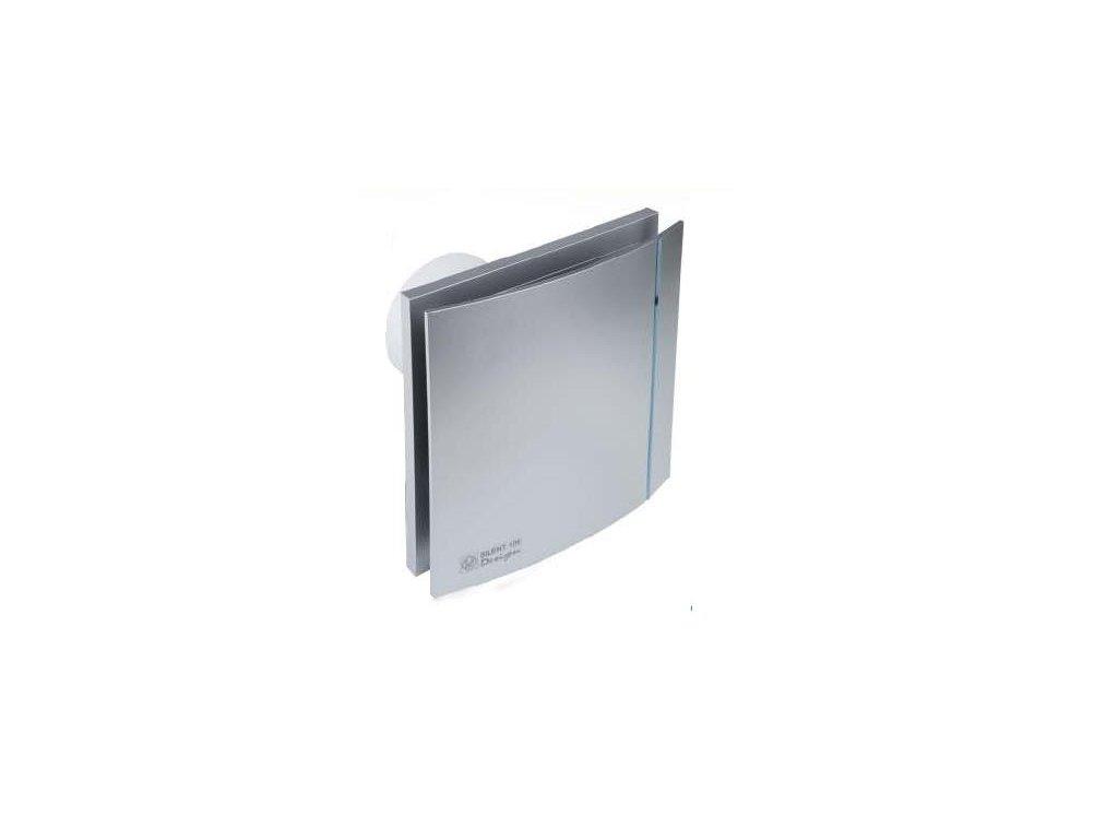 ventilatory Silent Design 100CZ 3C silver