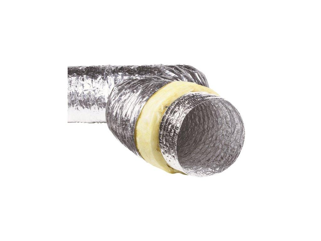 Izolované hygienické ohebné potrubí TERMOFLEX 50 HYGIENIC 127 (10m)