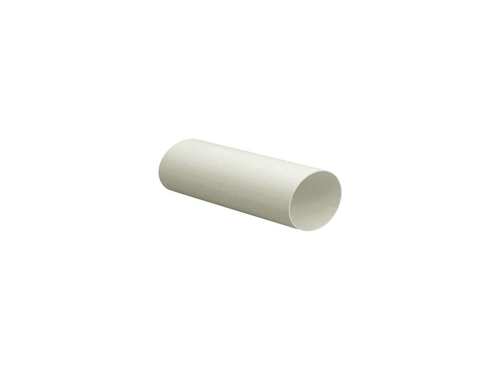 Kruhové plastové vzduchotechnické potrubí UK-PP-150/1000