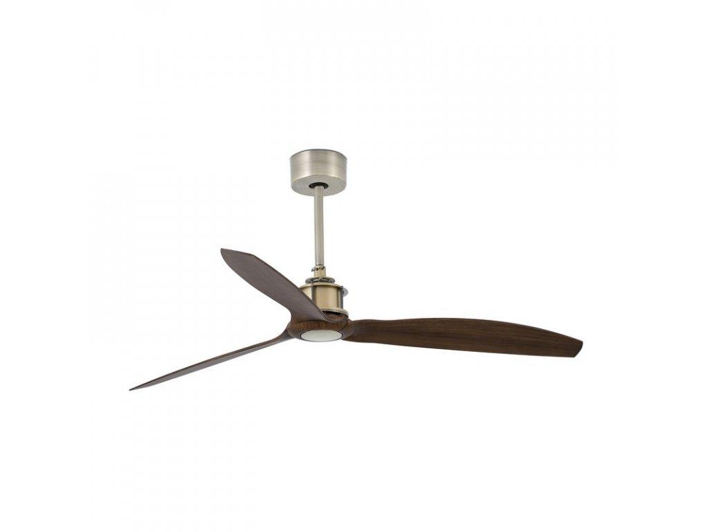 Stropní ventilátor s reverzním chodem FARO Just Fan - 33398