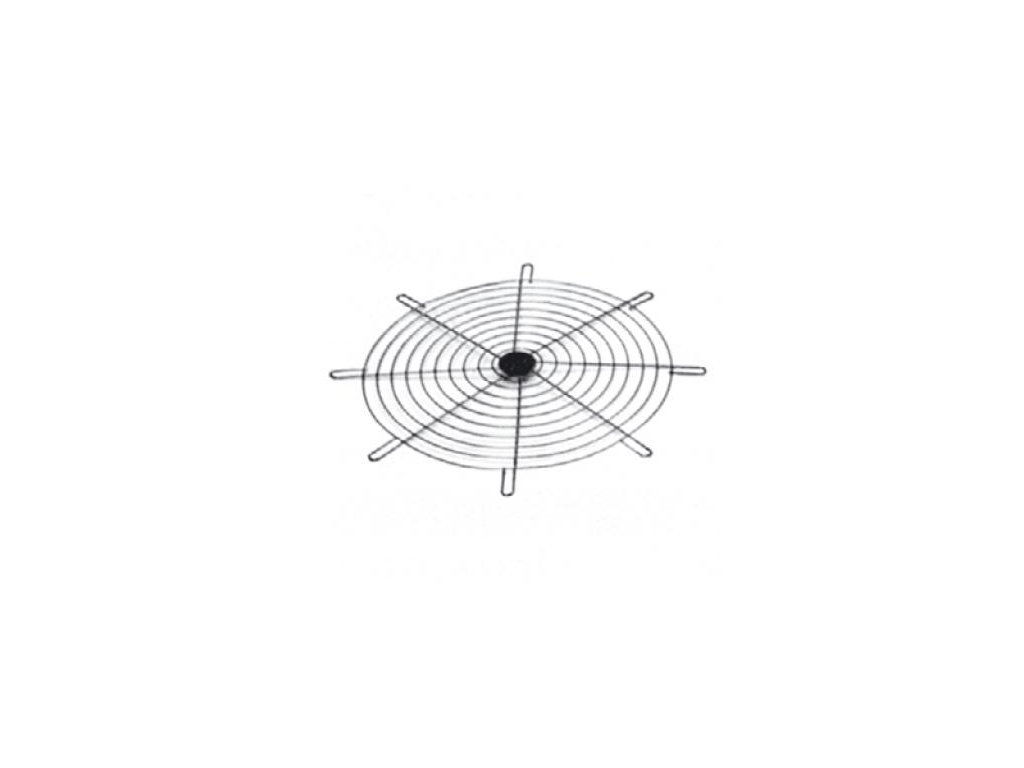 Ochranná mřížka ventilátoru DEF 630 A8