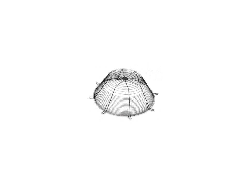Ochranná mřížka ventilátoru DEF 710 D