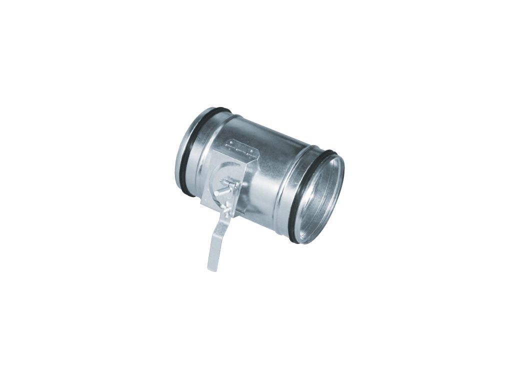 Škrtící klapka s těsněním MSKTG 200
