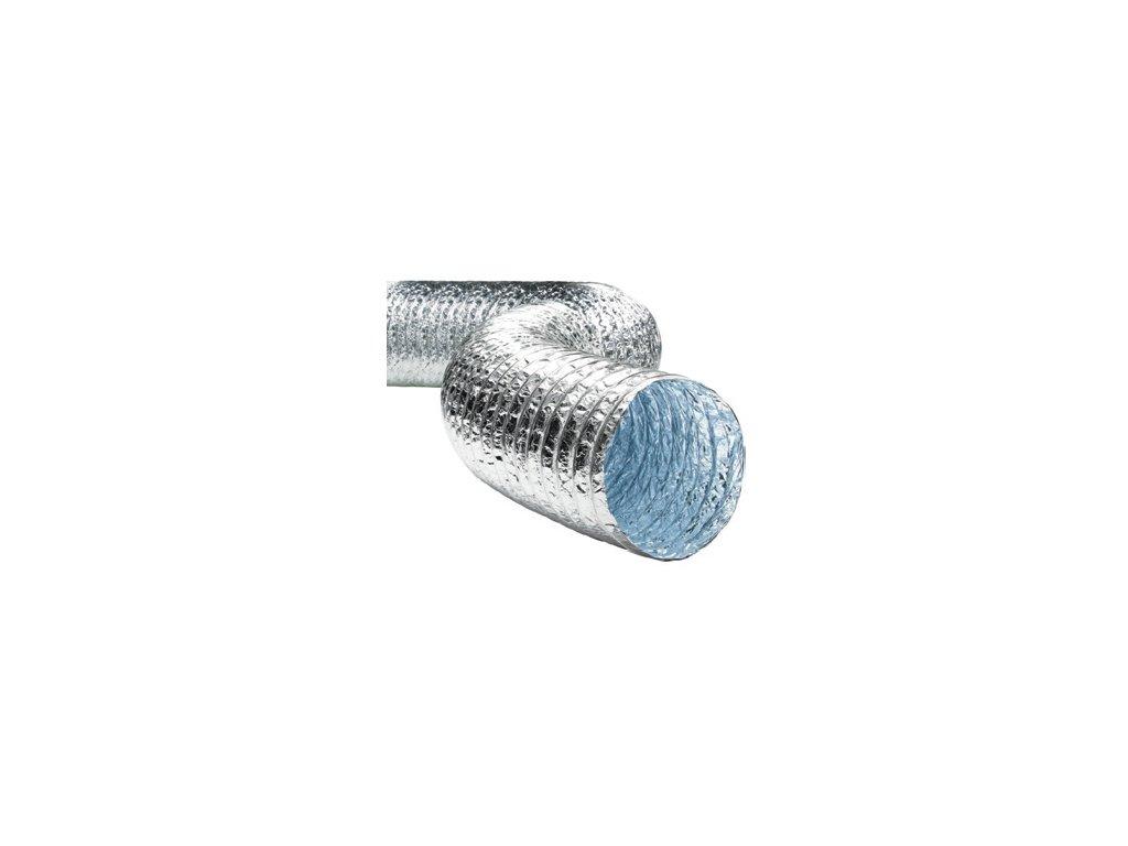 Flexibilní hygienická vzduchotechnická hadice ALUFLEX HYGIENIC 160 (10m)