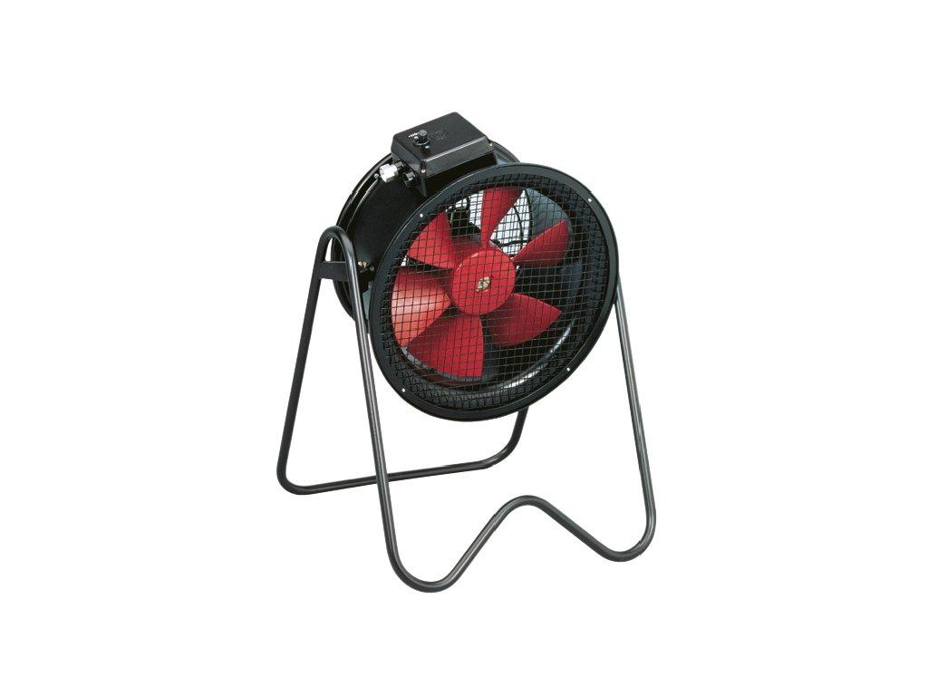 Mobilní axiální ventilátor PBB/4-315